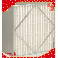 China 592x592x292mm (24″×24″×12″) Extended surface self-supported rigid cell box filter wholesale