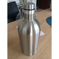 China Custom 2L Mini Beer Growler With Ss304 Thermol Insulation 64OZ wholesale