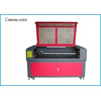 China 100W Water Cooling Plastic Cnc Laser Cutting Machine 1610 With CE FDA wholesale