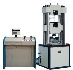 China WEW-600B Universal Tensile Strength Tester, Computer Screen Strength Testing Machine on sale