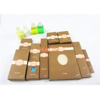 China 3 - 5 Star Hotel Bathroom Supplies , hotel amenities supplier on sale