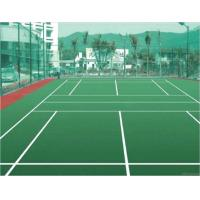 Outdoor Basketball Court Surfaces , Waterproof Tennis Court Paint Colors
