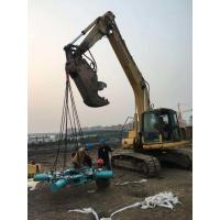 China BYPB400S HOT sale BEIYI Modular type hydraulic concrete pile cutter pile cropper wholesales for excavator or crane wholesale
