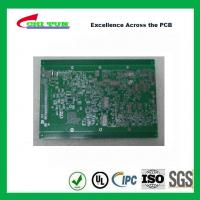China Making 8 Layer Quick Turn PCB Prototypes Lead Free HASL Power Amplifier Pcb Layout wholesale