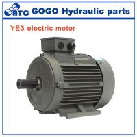 Buy cheap YE3 IE3 series Hydraulic Control Parts three phase electric motors high efficiency from wholesalers