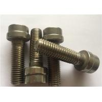 China NS N08810 Hot Press Alloy Incoloy 800H Fasteners Bolt Nut Washer Thread Rod wholesale