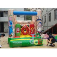 China Inflatable Bouncer Mini Cartoon Character Jumper wholesale
