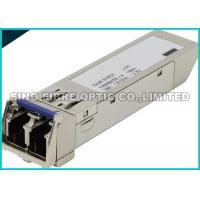 China 8.5dB Power Budget Mini GBIC SFP Transceiver SX Multi-Mode 550m 622M Data Rate wholesale