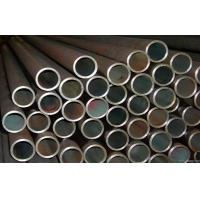 China Heat Exchange Alloy Steel Piping , T12 Black Painted Seamless Pipe wholesale