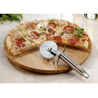 China Customize FDA Standard Pizza Cutter Cake And Pizza Cheese Wheel With LOGO Printing wholesale