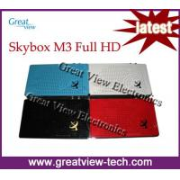 China Skybox M3 digital satellite receiver for worldwide market wholesale