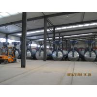 Quality Lightweight Concrete Glass Industrial Autoclave 2.5×31m With 1.6Mpa Pressure for sale