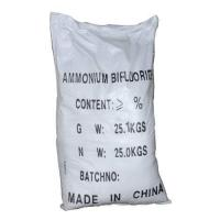 China Ammonium Bifluoride wholesale