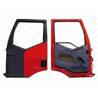 Quality Iron Replacement Truck Body Parts Steel Truck Door Set For FAW Jiefang J6 for sale