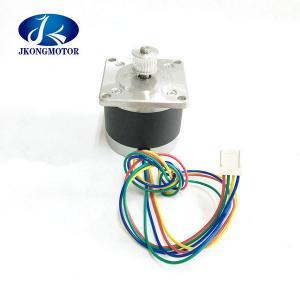 Buy cheap 57BYG027B 23 Nema Stepper Motor 7.0kg . Cm , Hybrid Servo Stepper Motor from wholesalers
