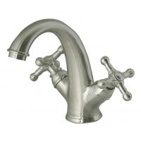 China Classic basin faucet no chemical coating Neoperl aerator deck mount stainless steel wholesale