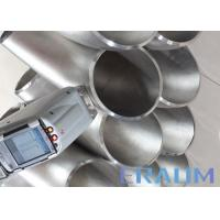China ASTM B366 Nickel Alloy Steel Alloy Alloy 45 Degree Elbow Grind Sand Surface wholesale