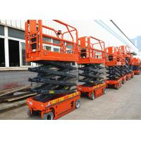 China Safety Self Propelled Aerial Work Platform Electric Drive Proportional Control wholesale