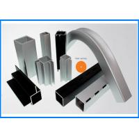 China Sinpower 6063-T5 Extruded Aluminum Square Tubing on sale