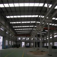 China Lower Cost Sandwich Panel Industrial Layout Design Builders Warehouse South Africa wholesale