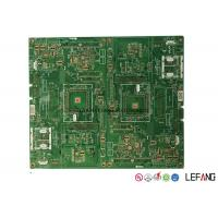 China Dual Layer High Frequency Double Sided PCB Circuit Board for Electronic Communication wholesale
