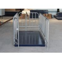 China High Strength Cow Weighing Scales , Animal Weighing Machine Anti Corrosion on sale