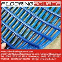 Quality Open Grid Non slip PVC Grid Matting Pool Side Matting Leisure Wet Area Matting for sale