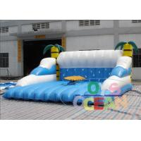 China 5x5m Coconut Inflatable Mechanical Surfboard Party CE Certified wholesale