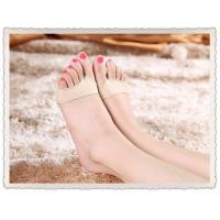 China breathable fabric silicone gel ball of foot metatarsal cushion pad wholesale