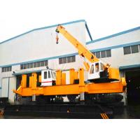 China 240T Bored Pile Drilling Machine Static Pile Driver CE Certification wholesale
