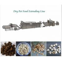 China Full Automation Dental Care Pet Food Production Line 800 - 1000kg/Hr Type wholesale