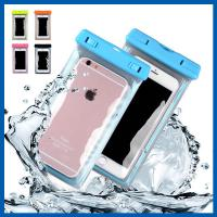 China Heavy Duty Cell Phone Accessory Waterproof Iphone 6 Plus Bag Dirt Proof wholesale