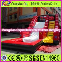 China Cheap CE Quality Inflatable Car Water Slide wholesale