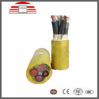 China Soft Rubber Coated Copper Conductor Flexible Wire For Mining Use Cables wholesale