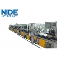 China High Effiecency Rotor Winding Machine Rotor Manufacturing Assembly Line wholesale