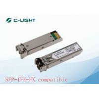 Quality 2km Multi Mode JUNIPER SFP Modules / Dulplex LC Optical Transceiver Module for sale