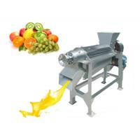 China Stainless Steels Juice Extractor Machine, Commercial Orange Juice Making Machine wholesale