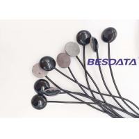 China Silver / silver Chloride EEG Electrodes And Cables , Healthcare EEG Examination Machine Accessories wholesale