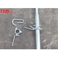 Quality High Strength Size 1 Steel Shoring Posts Support For Floor Construction for sale
