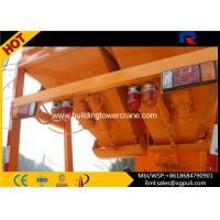 Quality 1.8m3 Hopper Capacity Mobile Concrete Batching for construction for sale