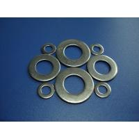 China Customized Stainless Steel Flat Washers M20 With Round Hole , Hot Dip Galvanized wholesale