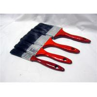 """Quality Customized 1"""" 2"""" 3"""" 4"""" Paint Brush For Walls With Red Lacquered Wooden Handle for sale"""