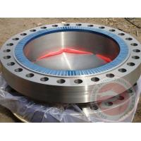 China Hydraulic Press Rolled Ring Forging Alloy Steel Forgings With DIN ASTM EN wholesale
