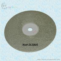 Wholesale Diamond Coated Flat Lap Disk Wheel for Rough Grinding Jewelry Glass and Lapidary from china suppliers