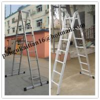 Quality Aluminium Telescopic and extension ladder&household ladder, for sale