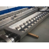 """Buy cheap DN250 10"""" U Shape SS304 Powder Screw Conveying System from wholesalers"""