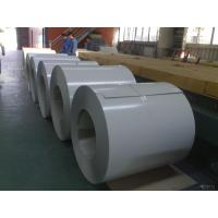 China OEM Green / White Painted Steel Coil 0.18-1.6mm Thickness For Writing Broad wholesale