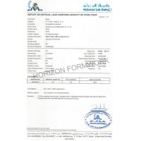 HORIZON FORMWORK CO., LTD. Certifications