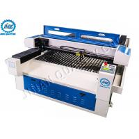 China Wood Acrylic MDF Co2 Laser Engraving Machine With Non - Contact Machining wholesale