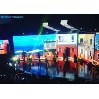 China Indoor Stage Seamless HD Full Color Led Display  SMD P3.91 16 Bits 2 Years Warranty wholesale